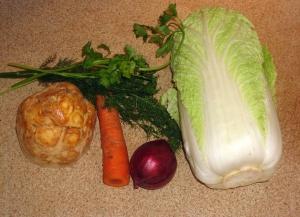 рецепт сельдереевого супа для похудения