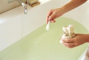приготовление содовой ванны