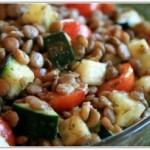 чечевица тушенная с овощами для похудения рецепт