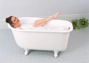 рецепт содовой ванны для похудения