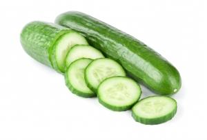 калорийность свежего огурца