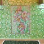 Выбираем мозаику для стен кухни: секреты, известные всем