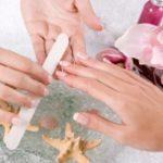 Правильный уход за наращёнными ногтями