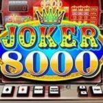 Игровой автомат Joker 8000