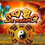 Четыре мистических животных в эмуляторе «Si Xiang»