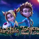 Игровой автомат «Fairytale Legends: Hansel and Gretel»