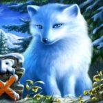 Азартные игры онлайн — играть сейчас онлайн бесплатно  в игровой автомат Polar Fox (Полярная Лиса)